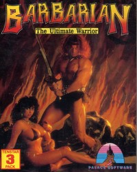 Barbarian - The Ultimate Warrior