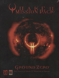 Quake II Mission Pack Ground Zero