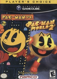 Pac-Man Vs. / Pac-Man World 2 (US Import)