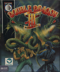 Double Dragon 3/ Rodland