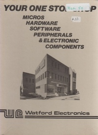 Micros, Hardware, Software, Peripherals and Electronic Components