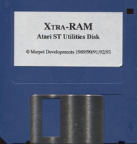 Xtra-RAM Deluxe (Disk and manual only)