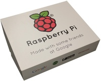 Raspberry Pi Google Kit