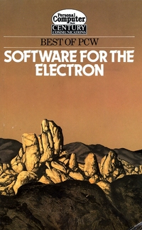 Software for the Electron