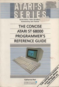 Atari ST Books at the Centre for Computing History