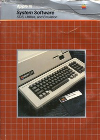 Apple III System Software