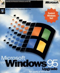 Windows 95 Upgrade