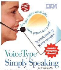 Voice Type: Simply Speaking