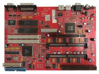 Acorn Risc PC 600 Prototype Motherboard