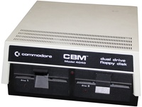 Commodore 4040 Dual Floppy Drive