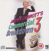 Jasper Carrott's Commercial Breakdown 3