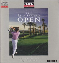 The Palm Springs Open (Demonstration Only)