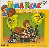 Tim & Bear at the movies