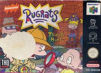 Rugrats Treasure Hunt