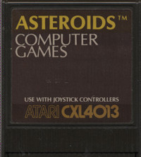 Asteroids (Cartridge)