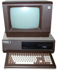 ICL Personal Computer Model 30 8120/05
