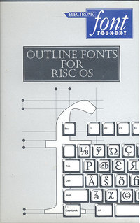 Electronic Font Foundry
