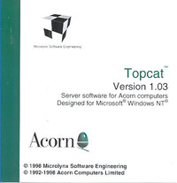 Topcat (Version 1.03)