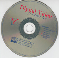 Digital Video free demo disc