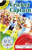 Cricket Captain