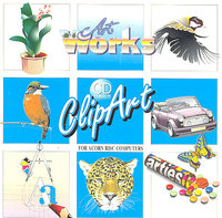 Art Works Clipart