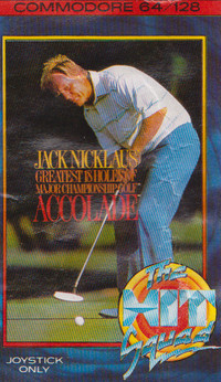 Jack Nicklaus Greatest 18 holes of Major Championship Golf