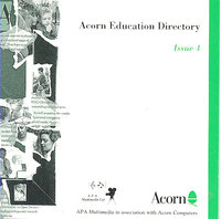 Acorn Education Directory Issue 4