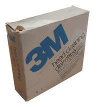 3M Head Cleaning Diskettes