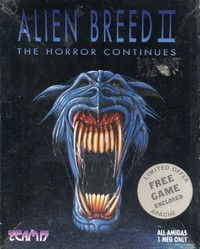 Alien Breed II - The Horror Continues