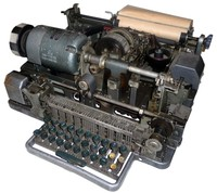 Creed Model 7 Page Teleprinter