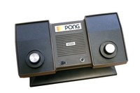 Atari Introduces Pong