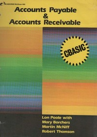 Accounts payable & accounts receivable--CBASIC