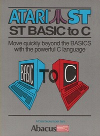 Atari ST Basic to C