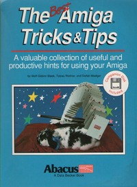 The Best Amiga Tips and Tricks Book