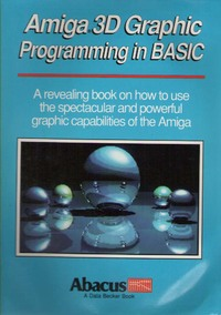 Amiga 3D Graphics Programming in Basic