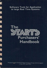NCC Starts Purchasers Handbook 1986