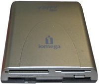 Iomega CRE-01A Floppy Plus 7-in-1 Card Reader