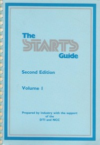 The Starts Guide Second Edition Volume 1