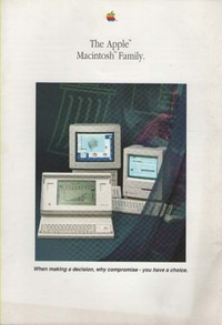 The Apple Macintosh Family - October 1990