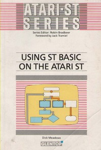Using ST Basic on the Atari ST