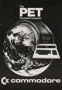 The Pet Personal Computer