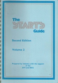 The Starts Guide Second Edition Volume 2