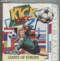 Kick Off 2: Giants of Europe