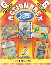 6 Game Action Pack