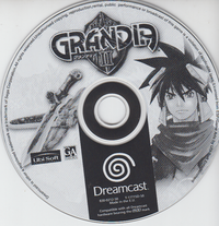 Grandia II (Disc only)