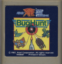 Bug Hunt (XE Cartridge)