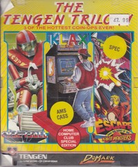 The Tengen Trilogy