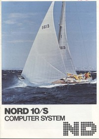 Nord 10/S Computer System
