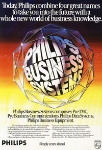 Philips Business Systems - Combined Strengths