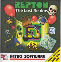 Repton The Lost Realms